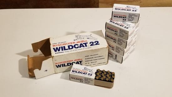 Full Brick (500 Rnds) Wildcat 22 Lr