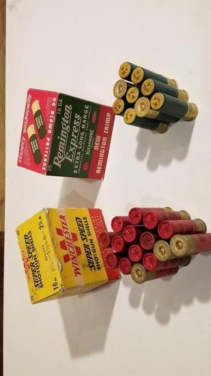 16ga Superspeed 6 Shot & 4 Shot Rem Express