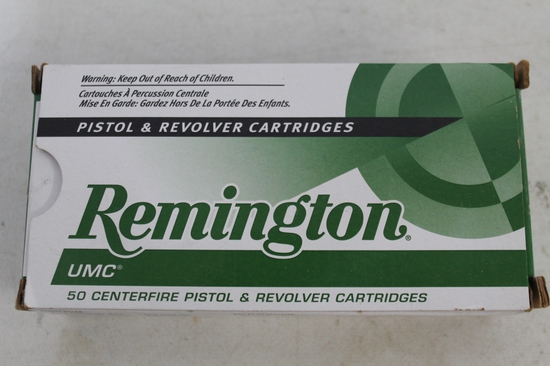 3- Boxes Of Remington Umc 9mm Luger 115 Gr. Fmj