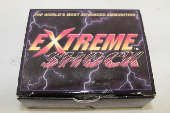 2- Boxes Of Extreme Shock Usa 45 Auto Ammo