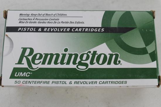 2- Boxes Of Remington Umc 45 Auto 230 Gr. Fmj