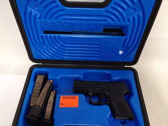 FNH FNS-9c 9MM Pistol