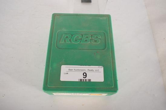 Rcbs 22 Hornet F L Die Set W/#12 Shell Holder
