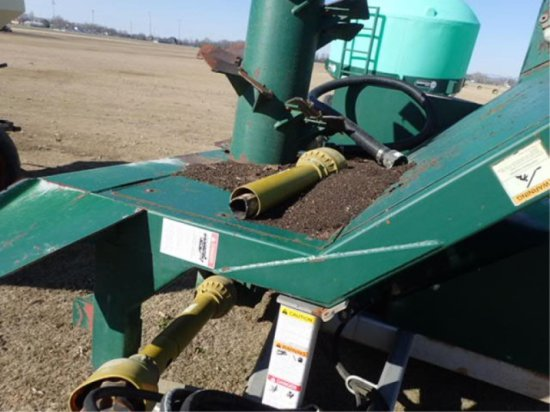 Aeromaster Compost Turner with    Auctions Online   Proxibid