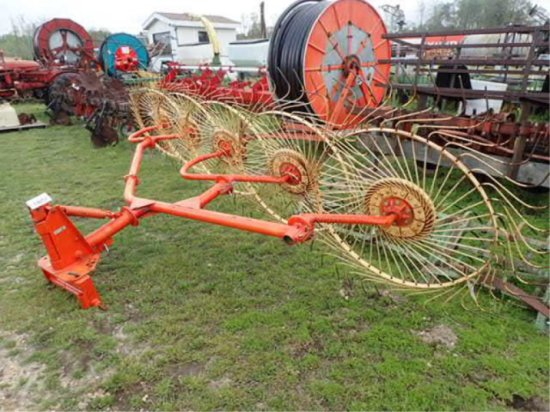 3 Pt  Hitch Grizzly Side Deliv    Auctions Online | Proxibid