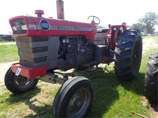 Massey Ferguson 1100 Tractor (Bad Clutch) | Farm Machinery