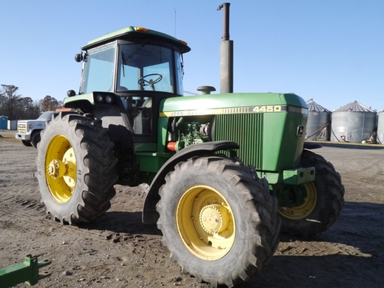 First Annual Newland Community Equipment Auction