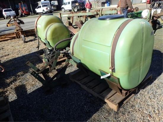 Snyder Saddle Tanks, 150 gal Each