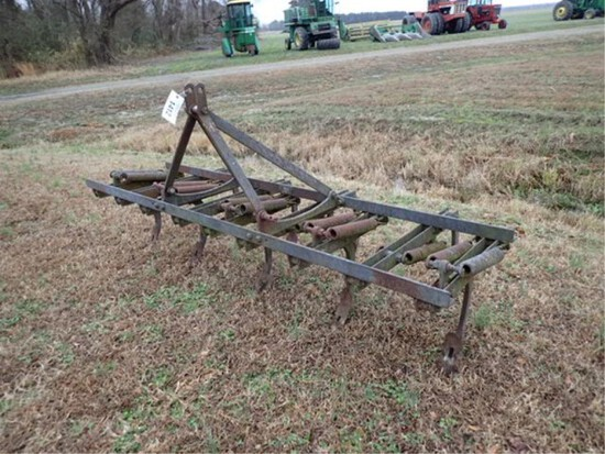 3pt spring tooth Cultivator