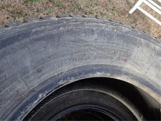 3  17 inch used tires