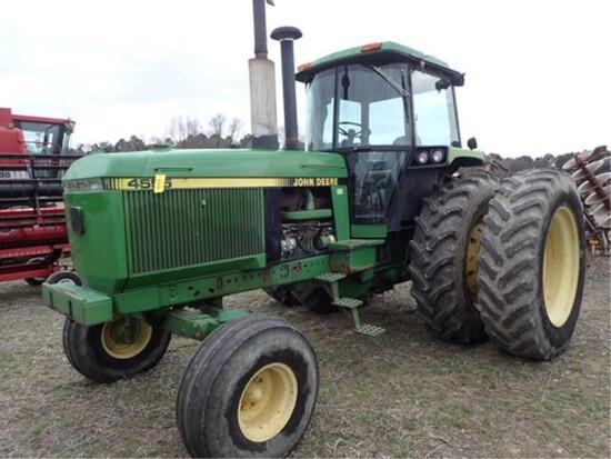 Absolute Farm Equipment Auction