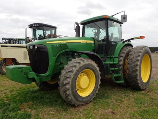 John Deere 8120 4x4 Tractor