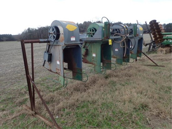 Powell 4 row topper