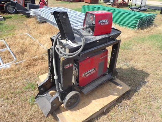 Lincoln Flex Tec Electric Welder