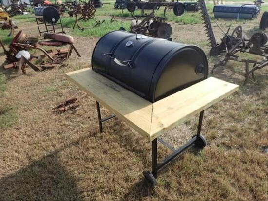 Single Barrel Grill