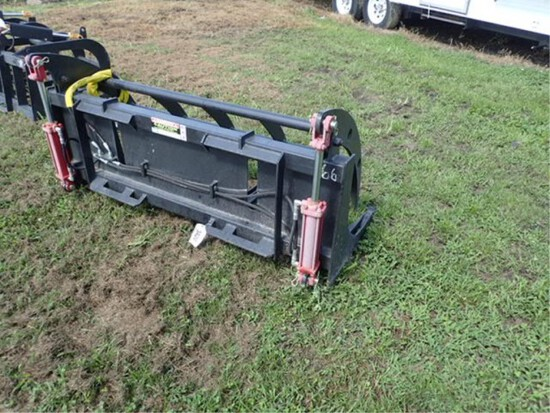 "Skid Steer 66"" Grapple"