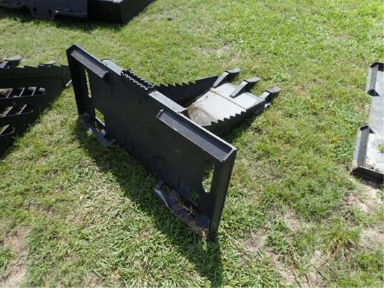 Skid Steer Stump Bucket