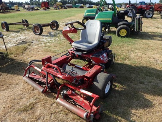 Toro 3050 Reel Mower 3 Wheel Vanguard