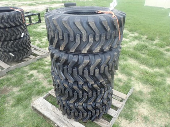 Set of 4  New 12-16.5 SKS332 Tires