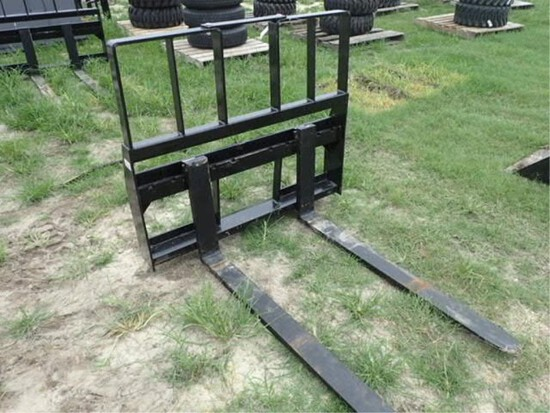 "48"" 4200 Lb Pallet Fork Attachment"