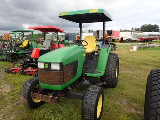 John Deere 4510 Tractor