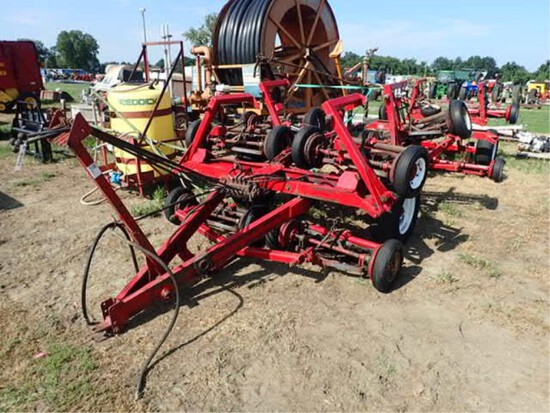 Toro Pull Type Bat Wing Reel Mower