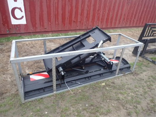 "Quick Hitch Greatbear 86"" Hydraulic Snow Plow"