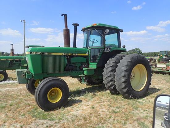 Farm Equipment Auction - RING 1