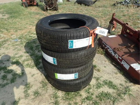 Ironman 235/65R17 Tires (New)
