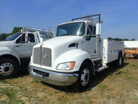 2014 Kenworth T370 Bucket Truck