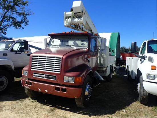 1996 International Truck W/bucket