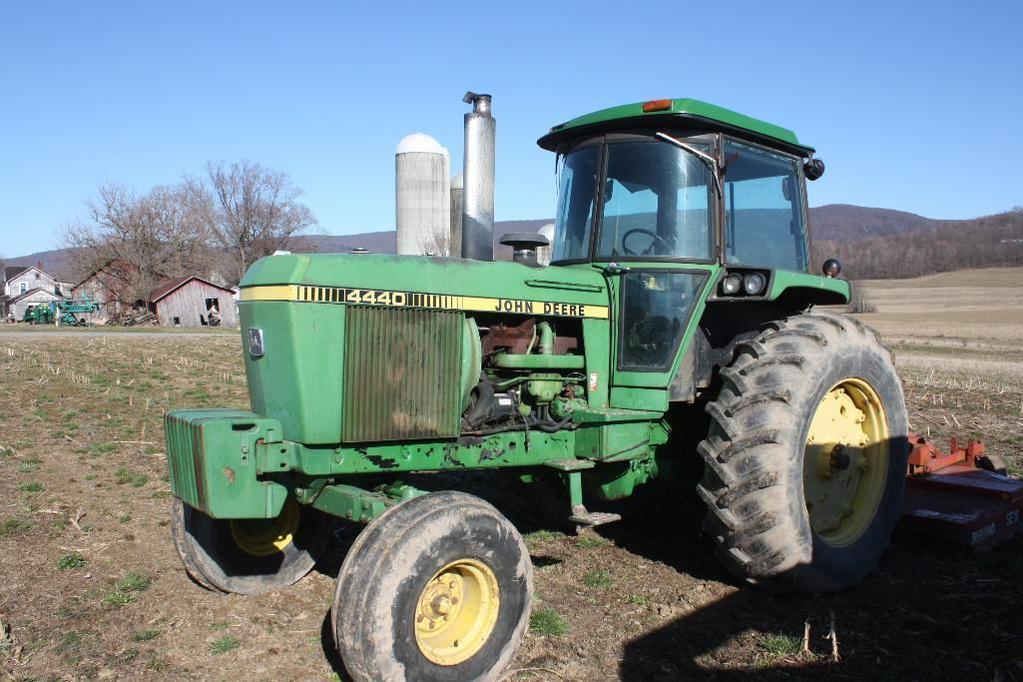 Llewellyn Farm Equipment Dispersal Auction