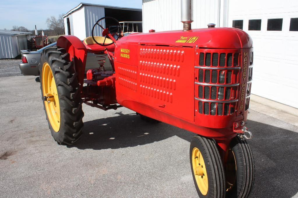 Ben Rock IH Tractor Collection