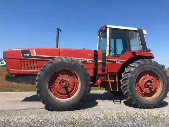 Our spring auction in Refton,Pa.
