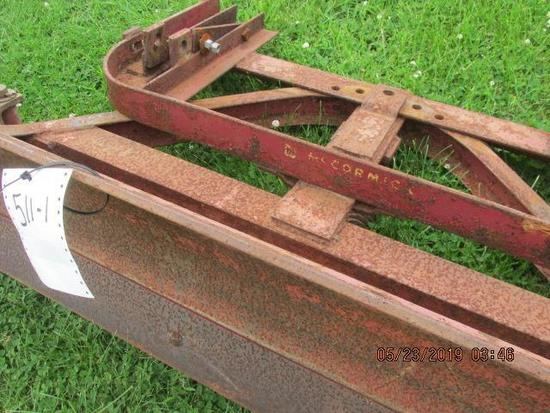 McCormick Blade for a Super C or 200 etc.