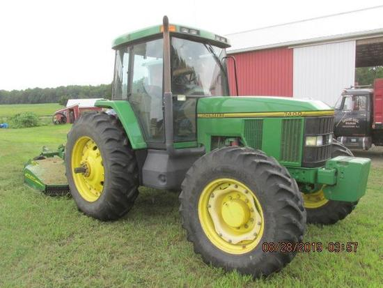 1996 JD 7400, C/A, mfd, only 2425 hours,