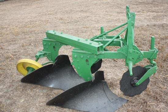 ; JD 3pt 2X plow for the 430;