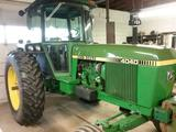JD 4040 C/A quad range, very lo houred