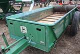 JD # 34 manure spreader, good Condition!