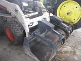 Bobcat #66 Ind grade HD grapple bucket