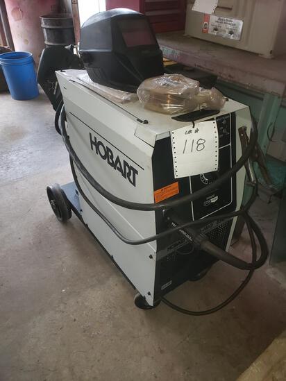 250 amp Hobart MIG welder