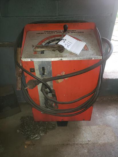20th Century  stick welder