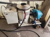 Steam Jenny washer, model C200