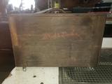 Antique Black and Decker valve seat grinding set