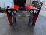 IH flat top fenders w/ dual headlights