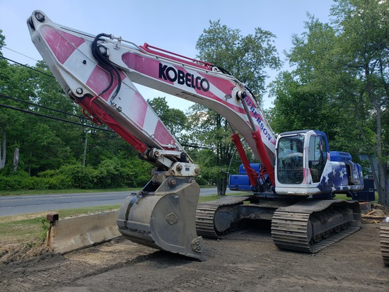 Retirement Auction, Construction Equipment, Trucks