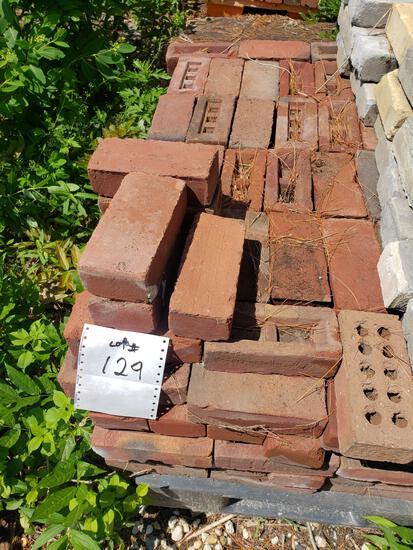 Red bricks/pavers