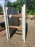 Aluminum Trench Shield, adjustable
