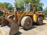 1989 Trojan 3500Z wheel loader w/cab