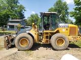 2007 John Deere 544-J wheel loader w/ Erops